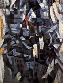The ciuda-Robert Delaunay