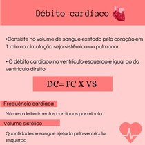 Debito Cardíaco
