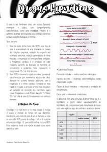 Drogas Hipnóticas- Farmacologia