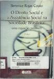 O direito e a Assistência social na sociedade Brasileira-Couto.