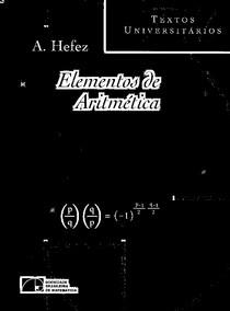 Elementos de Aritmética - Abramo Hefez