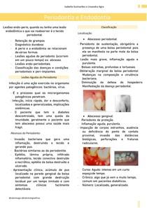 Periodontia e endodontia