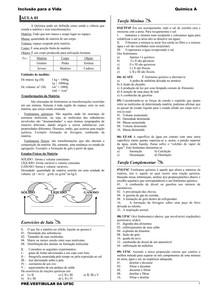 Apostila Cursinho UFSC Química