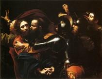 Caravaggio -Taking of Christ