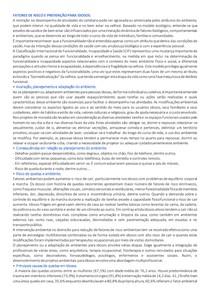 FATORES DE RISCO E PREVENÇÃO PARA IDOSOS