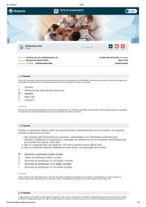 TECNOLOGIAS WEB - SEGURANÇA NA INTERNET 1