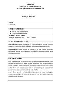 ATIVIDADE REFLEXIVA UNIDADE III - Copia