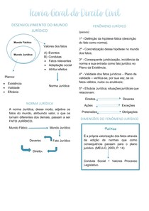 DIREITO CIVIL - Mundo Jurídico