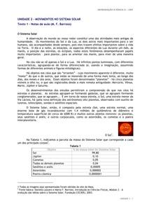 IntFisA-2013_ Texto 1 - Movimentos no Sistema Solar