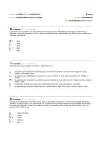 Exercício 07 Analise de Redes