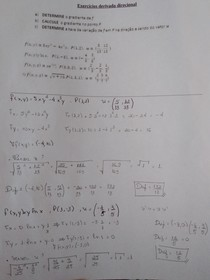 derivada direcional