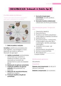 Tratamento do Diabetes tipo II