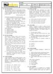 Lista de exercicios - Óxidos