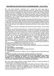 DISCURSIVAS DE PSICOLOGIA DA APRENDIZAGEM (2)