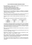 LISTA DE EXERCÍCIOS I-Química Inorgânica