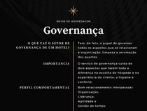 Governança na hotelaria