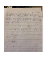Exercício 3 - Material Online - Unip - Mecânica dos Fluídos