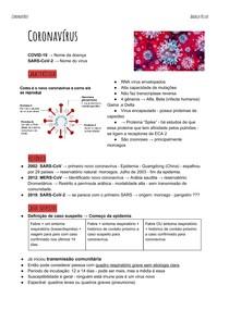 Resumo - Coronavírus