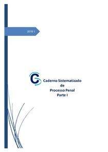 CS PROCESSO PENAL PARTE I 2018.1
