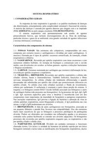 Polígrafo respiratório/ Patologia Especial/ Veterinária/ UFPEL/ 2021.