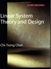 Sistemas Lineares - Linear System Theory and Design - Chi-Tsong Chen