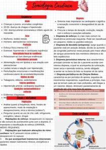 Semiologia Cardíaca