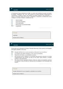 A Constituição Federal Brasileira de 1988, no campo das limitações do poder de tributar do Estado, estabelece: Art. 150. Sem prejuízo de outras garantias asseguradas ao contribuinte, é vedado à União,