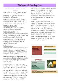 Resumo de Fitoterápicos e Sistema Digestório