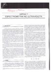 Espectrometria no ultravioleta - Silverstein