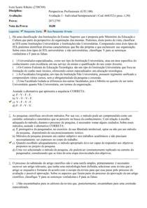 Avaliação I - Individual Semipresencial ( Cod.:668332) ( peso.:1,50)
