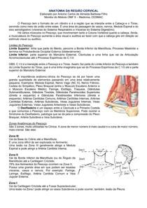 ANATOMIA DA REGIÃO CERVICAL 2