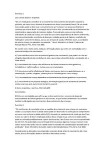 Propedêutica e Processos de Cuidar da Saúde da Criança e do Adolescente - ED