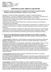 Exercícios sobre livros Direito e Conjuntura e Programa de sociologia jurídica
