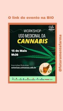 workshop: uso medicinal da cannabis