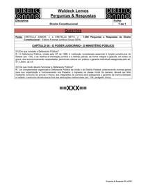 WL-P & R-04-Direito Constitucional-08-O Poder Judiciário - O Ministério Público-012