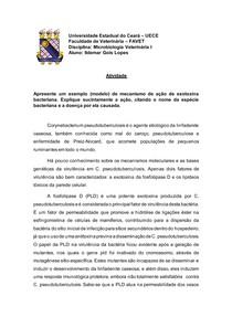 Corynebacterium pseudotuberculosis