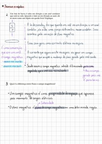 [Resolvida e Explica]Lista de Exercício Jewett - Lei de Faraday