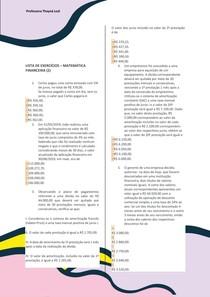 LISTA DE MATEMÁTICA FINANCEIRA (2)
