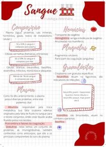 Sangue - histologia veterinária
