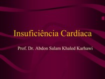 Aula Insuficiência Cardiaca