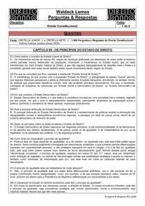 WL-P & R-04-Direito Constitucional-09-Os Princípios do Estado de Direito-002