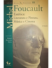 FOUCAULT M Est 233 tica   literatura e pintura m