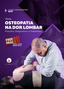 Apostila Digital Osteopatia na Dor Lombar