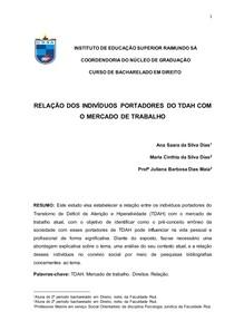 Artigo TDAH Oficial PDF