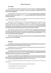 Direito Civil (Aula 1 de 3)