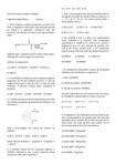 Fórmula mínima e empírica Editado