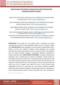MORTALIDADE POR DOENÇAS CARDIOVASCULARES EM IDOSOS EM DIVERSAS REGIÕES DO BRASIL (Ajeitar)