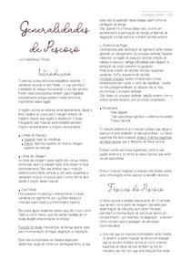 Aula ANATO Generalidades do Pescoço