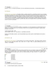 SIMULADO 2 MICROECONOMIA A