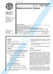 NBR 5052 - Máquina Síncrona - Ensaios